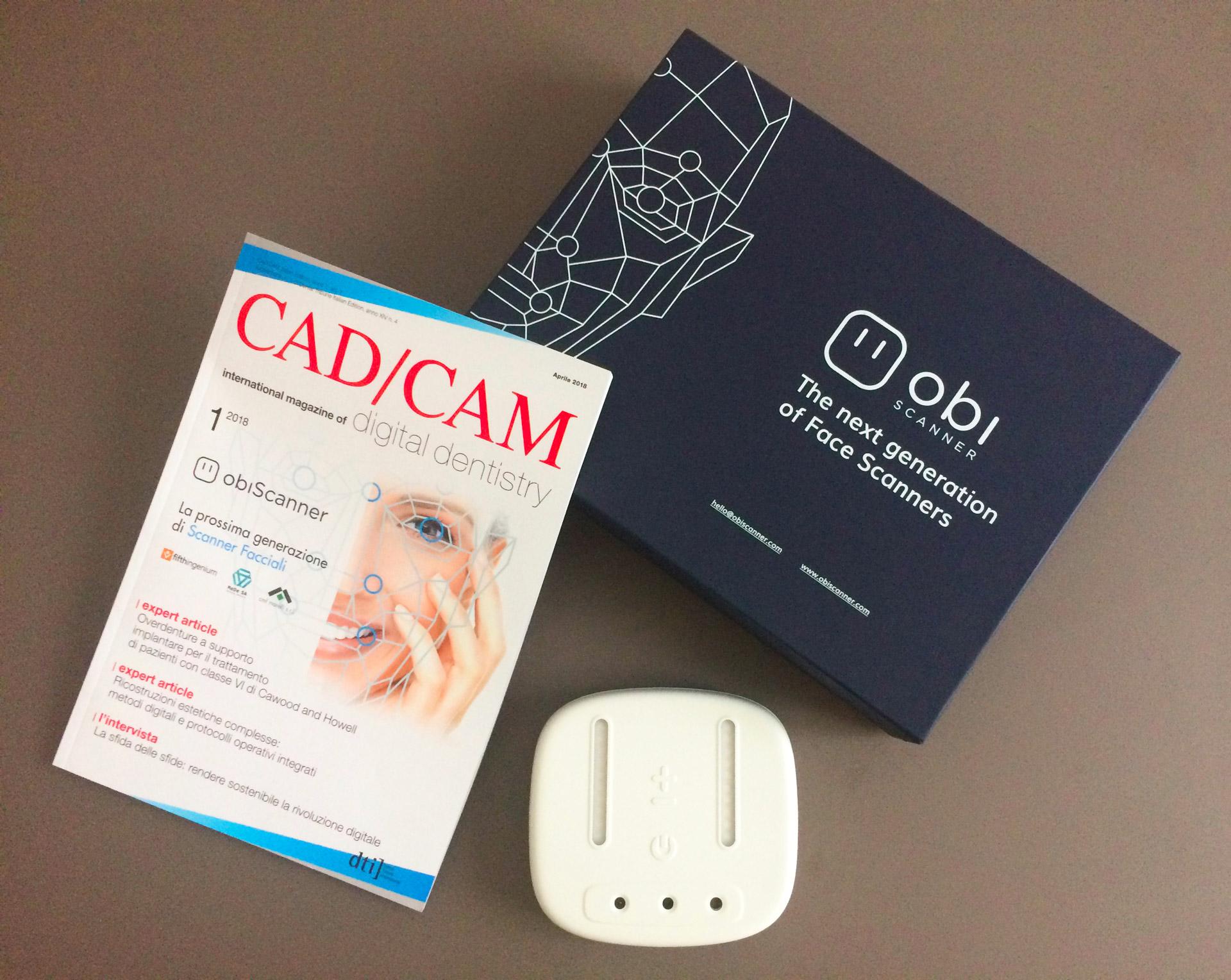 ObiScanner on CAD/CAM