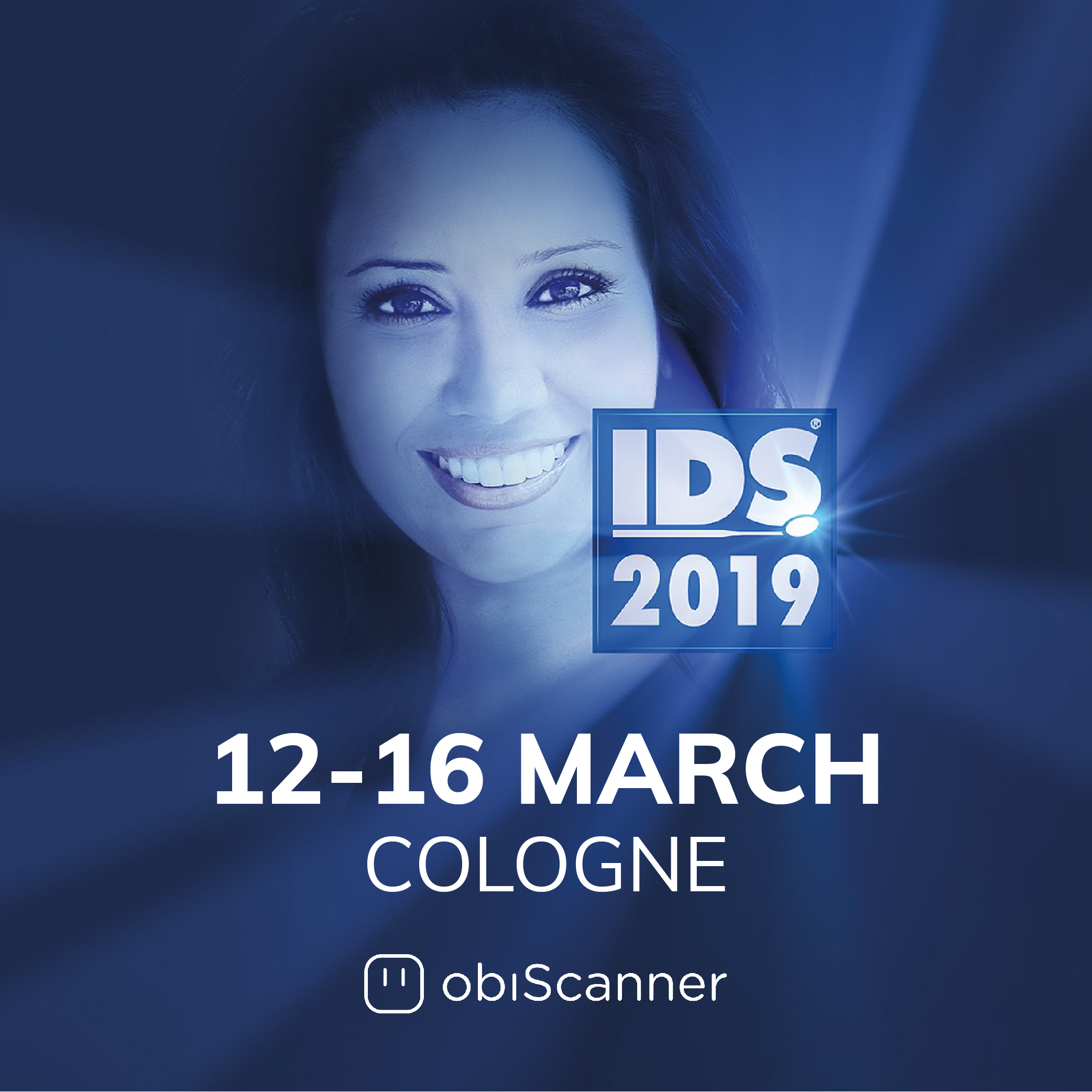 ObiScanner all'IDS di Colonia, 12-16 Marzo 2019